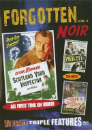 Forgotten Noir: Volume 9 Movie