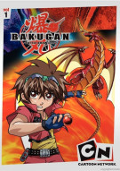 Bakugan: Battle Brawlers - Volume 1 Movie
