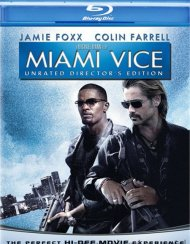 Miami Vice: Unrated Blu-ray