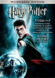 Harry Potter: Years 1 - 5 (Widescreen) Movie