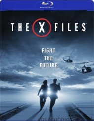 X-Files, The: Fight The Future Blu-ray