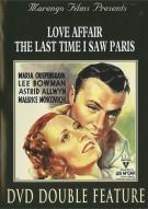 Love Affair/ The Last Time I Saw Paris (Double Feature) Movie
