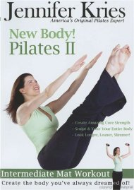 Jennifer Kries: New Body! Pilates II Movie