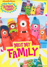 Yo Gabba Gabba: Meet My Family Movie