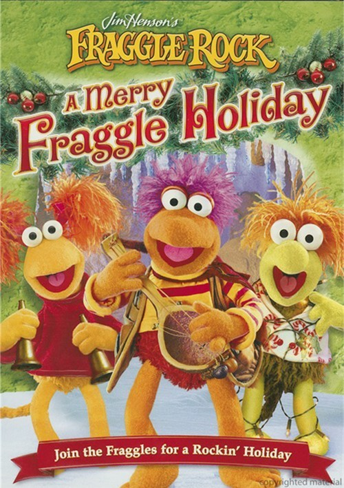 Fraggle Rock: A Merry Fraggle Holiday Movie