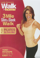 Leslie Sansone: Walk At Home - 3 Mile Slim & Sleek Walk Movie