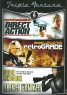 Dolph Lundgren Triple Feature Movie