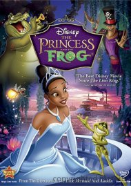 Princess And The Frog, The Movie