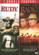 Rudy / Radio (Double Feature) Movie