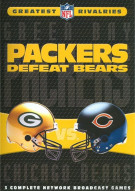 NFLs Greatest Rivalries: Packers Defeat Bears Movie