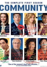 Community: The Complete First Season Movie