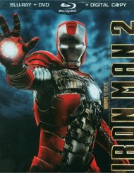 Iron Man 2 (Blu-ray + DVD + Digital Copy) Blu-ray