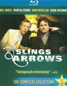 Slings & Arrows: The Complete Collection Blu-ray