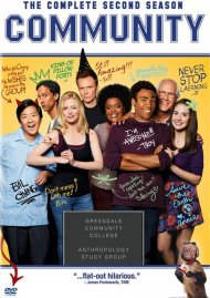 Community: The Complete Second Season Movie