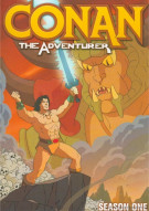 Conan The Adventurer: Season One Movie