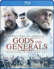 Gods And Generals: Extended Directors Cut Blu-ray