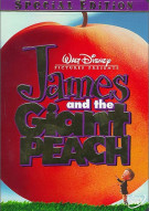 James And The Giant Peach: Special Edition Movie
