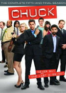 Chuck: The Complete Fifth Season Movie
