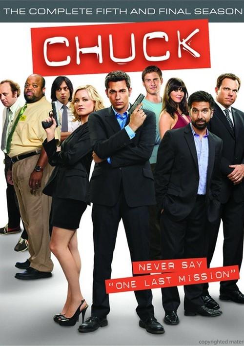 Chuck: The Complete Fifth Season Movie