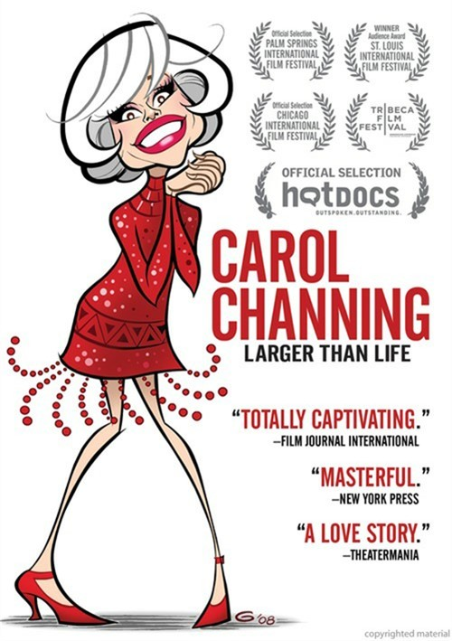 Carol Channing: Larger Than Life Movie