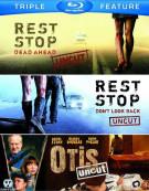 Rest Stop: Dead Ahead - Uncut / Rest Stop: Dont Look Back - Uncut / Ottis: Uncut (Triple Feature) Blu-ray