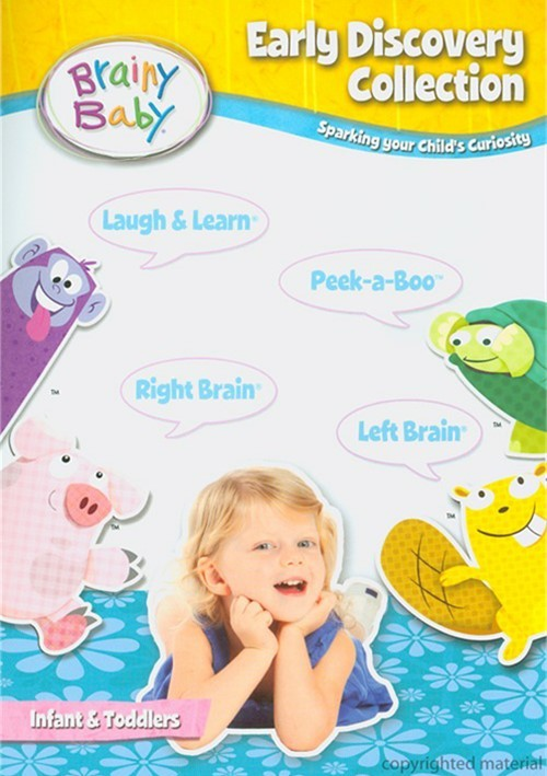 Brainy Baby: Early Discovery Collection - Deluxe Edition Movie