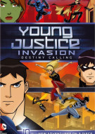 Young Justice: Season Two - Part 1 - Invasion Destiny Calling Movie
