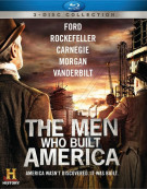Men Who Built America, The Blu-ray