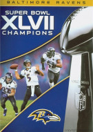 NFL Super Bowl XLVII Champions: 2012 Baltimore Ravens Movie