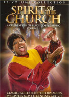 Spirit Of The Church: A Celebration Of Black Gospel Music - Volume One Movie