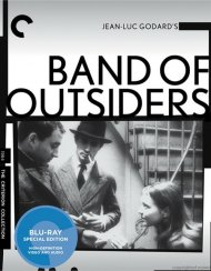 Band Of Outsiders: The Criterion Collection Blu-ray