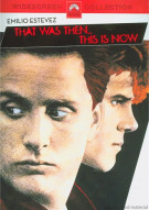 That Was Then... This Is Now Movie