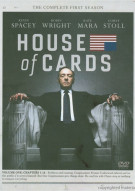 House Of Cards: The Complete First Season Movie