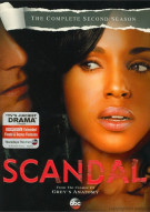 Scandal: The Complete Second Season Movie