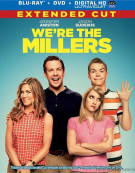 Were The Millers (Blu-ray + DVD + UltraViolet) Blu-ray