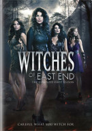 Witches Of East End: The Complete First Season Movie