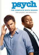 Psych: The Complete Sixth Season (Repackage) Movie