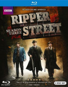 Ripper Street: Season Three Blu-ray