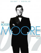 007: The Roger Moore Collection - Volume 2 (Blu-ray + UltraViolet)  Blu-ray