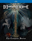 Death Note: The Complete Series Blu-ray