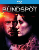 Blindspot: The Complete First Season (Blu-Ray) Blu-ray