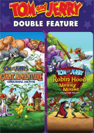 Tom And Jerry: Giant Adventure / Robin Hood And His Merry Mouse Movie
