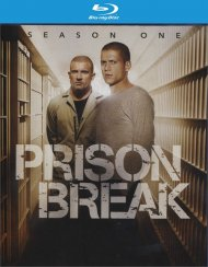 Prison Break: Season 1 (Repackage) Blu-ray