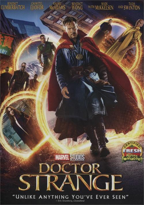 Marvels - Doctor Strange Movie