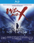 We Are X  Blu-ray