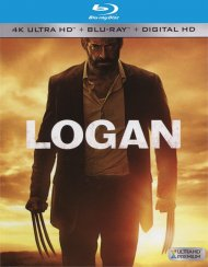 Logan (4K Ultra HD + Blu-ray + UltraViolet)  Blu-ray