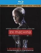 Ex Machina (4K Ultra HD + Blu-ray + UltraViolet)  Blu-ray