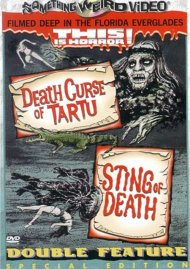 Death Curse Of Tartu/ Sting Of Death (Double Feature) Movie