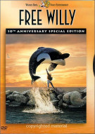 Free Willy: 10th Anniversary Edition Movie