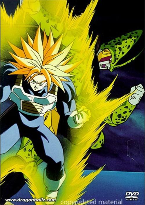 Dragon Ball Z: Perfect Cell (4-Disc Box Set) Movie